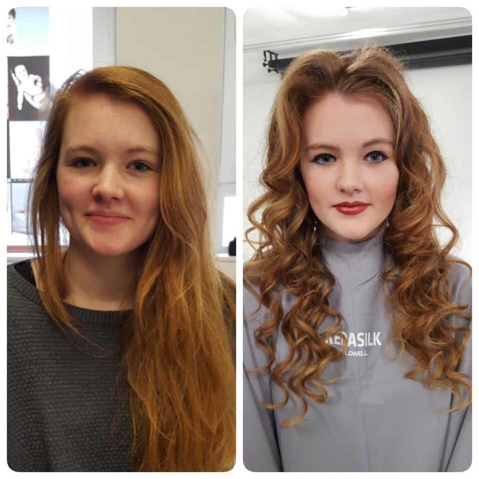 MakeUp Frisur 3 Kosmetikstudio Papillon